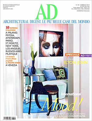Architectural Digest Italy